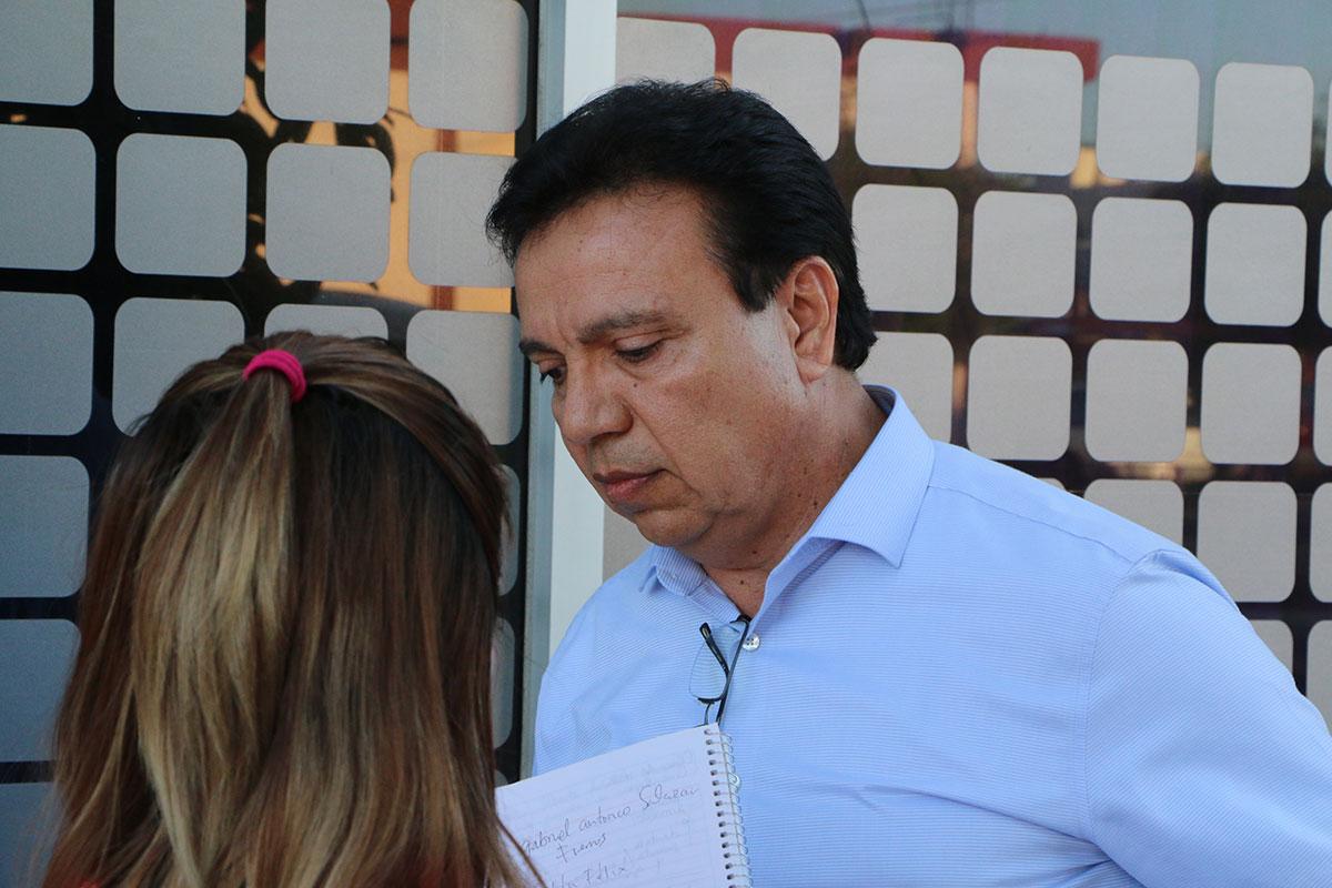 La empresa de Gabriel Salazar Fierros, consuegro de López Montiel, recibió contrato por 66.7 millones de pesos.
