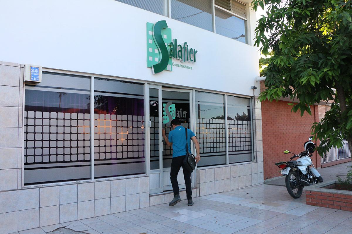 Constructores Salafier percibió 66 millones 762 mil 943 pesos por contratos de obra.